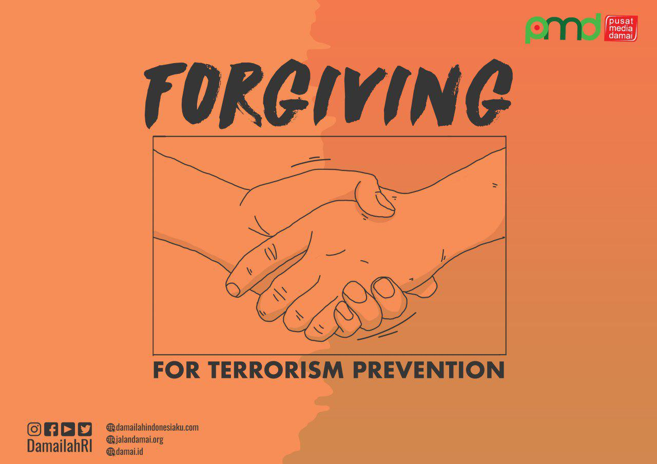 Forgive the Actions of the Evil by the Victims of Terrorism
